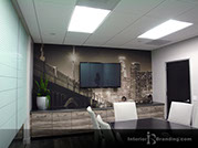 car dealerships, corporate interior branding, car dealership branding, interiors, furniture, LEED, office interior branding, work space interior