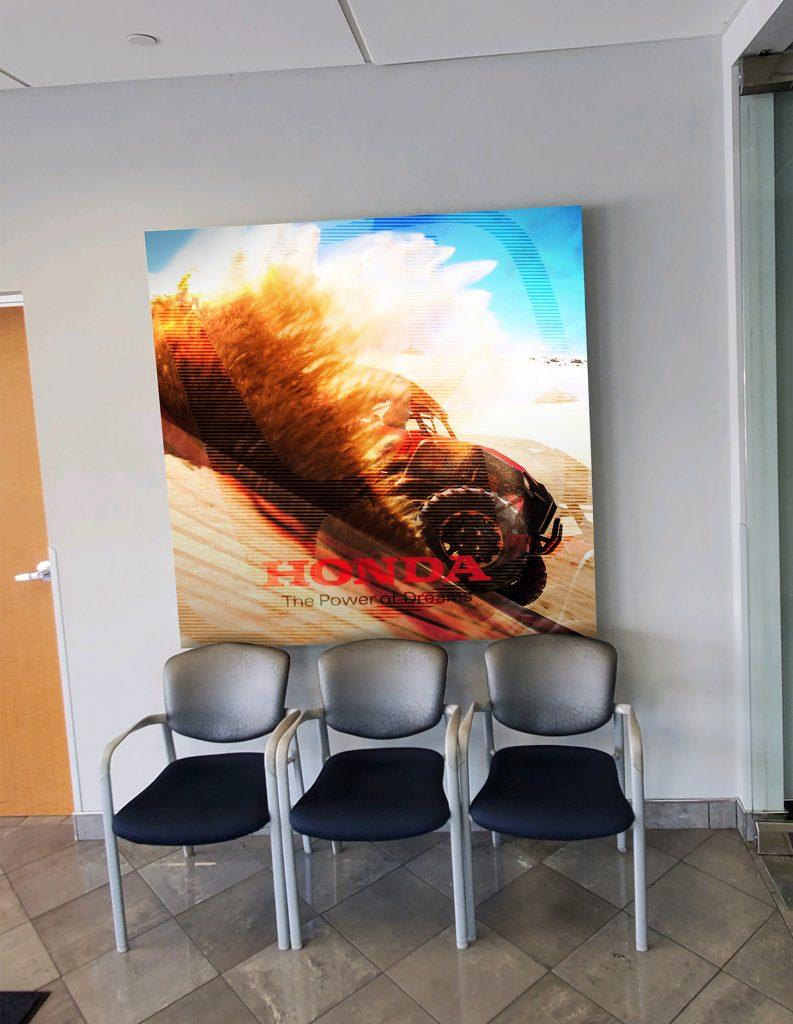 Waiting Room Wall Graphics